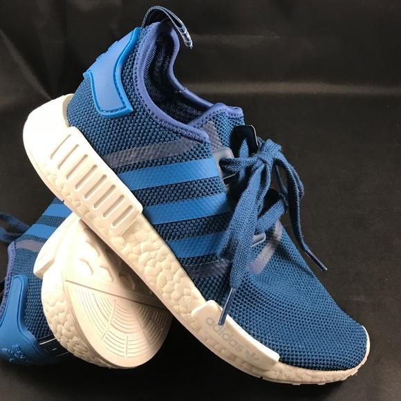 maloobchodní dámské boty adidas nmd r1 wms bílá  mint adidas nmd r1 blue  white 7 m 8 wms 44f66dccdf1